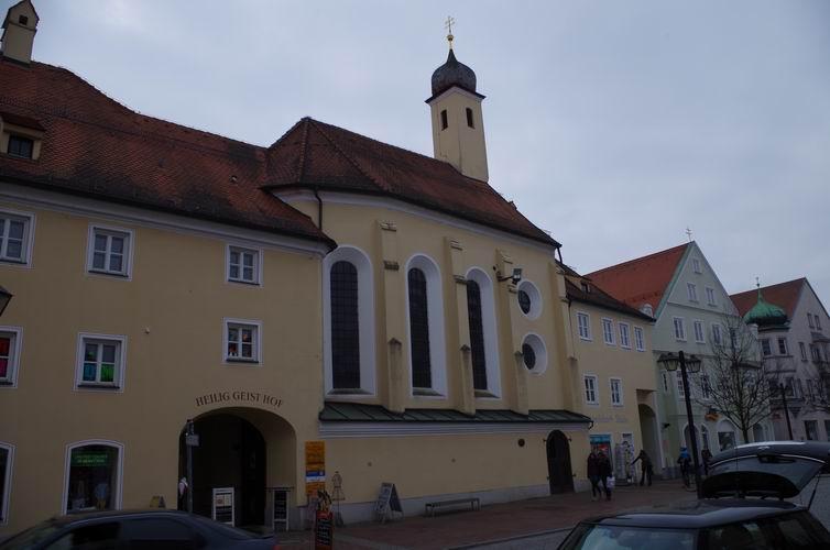 Heiliggeistkirche Erding